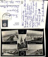 609040,Mehrbild Ak Groeten Domburg Ned. Herv. Kerk Strandgezicht Netherlands - Ansichtskarten