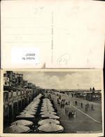 609037,Scheveningen Boulevard Netherlands - Ansichtskarten