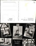 609036,Mehrbild Ak Harderwijk Molen Restaurant De Hoop Windmühle Netherlands - Ansichtskarten
