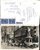 609033,Foto Ak Erasmus Standbeeld Rotterdam Statue Netherlands - Ansichtskarten