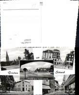 609027,Mehrbild Ak Groeten Uit Sittard Parochiekerk Limbrichterstraat Netherlands - Ansichtskarten