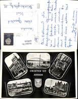 609026,Mehrbild Ak Groeten Uit Arnhem Stadthuis Musis Sacrum Netherlands - Ansichtskarten