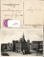 609024,Deventer Waaggebouw En Gebouw De Drie Haringen Netherlands - Ansichtskarten