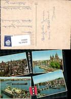 609021,Mehrbild Ak Amsterdam Netherlands - Ansichtskarten