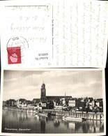 609018,Foto Ak Panorama Deventer Netherlands - Ansichtskarten
