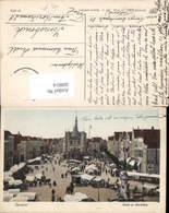 609014,Deventer Brink Op Marktdag Netherlands - Ansichtskarten