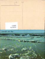 609013,Katwijk Aan Zee Brandung Küste Netherlands - Ansichtskarten