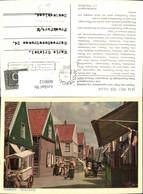 609012,Marken Holland Tracht Volkstypen Netherlands - Ansichtskarten