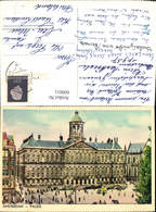 609011,Amsterdam Paleis Netherlands - Ansichtskarten