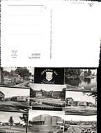 609010,Mehrbild Ak Groeten Uit Sittard Casa Mia Kruispunt Rijksweg Netherlands - Ansichtskarten