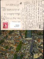 609009,Luftbild Amsterdam Waag Gerdersekade Netherlands - Ansichtskarten