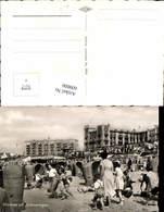 609006,Foto Ak Groeten Ui Scheveningen Strand Strandleben Netherlands - Ansichtskarten