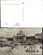 609004,Foto Ak Scheveningen Kurhaus Strand Strandleben Netherlands - Ansichtskarten