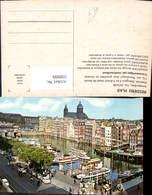 608999,Amsterdam Reederij Plas Netherlands - Ansichtskarten