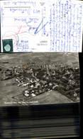 608997,Luftbild Ameland-Nes Het Dorp In Vogelvlucht Netherlands Stempel Nachgebühr - Ansichtskarten