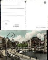 608988,Foto Ak Amsterdam Rokin Netherlands - Ansichtskarten