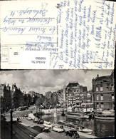 608980,Foto Ak Amsterdam Rokin Schiffe Boote Netherlands - Ansichtskarten