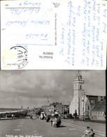 608978,Foto Ak Katwijk Aan Zee Zuid Boulevard Netherlands - Ansichtskarten