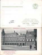 608971,Parlementsgebouw S Gravenhage Leeuwenkop Naamlooze Vennootschap Usines Remy Ne - Ansichtskarten