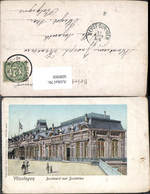 608969,Vlissingen Boulevard Met Societeiten Netherlands - Ansichtskarten