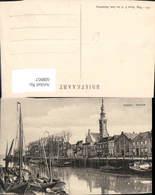 608957,Veere Haven Hafen Schiffe Segelboote Netherlands - Ansichtskarten
