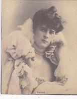 VERENA. COLORISE. CARD TARJETA COLECCIONABLE TABACO. CIRCA 1915 SIZE 4.5x5.5cm - BLEUP - Berühmtheiten