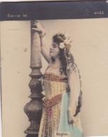 HEGLON. COLORISE. CARD TARJETA COLECCIONABLE TABACO. CIRCA 1915 SIZE 4.5x5.5cm - BLEUP - Berühmtheiten