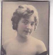 BUISSER. COLORISE. CARD TARJETA COLECCIONABLE TABACO. CIRCA 1915 SIZE 4.5x5.5cm - BLEUP - Berühmtheiten
