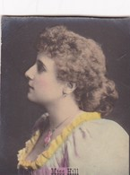 MISS HILL. COLORISE. CARD TARJETA COLECCIONABLE TABACO. CIRCA 1915 SIZE 4.5x5.5cm - BLEUP - Berühmtheiten