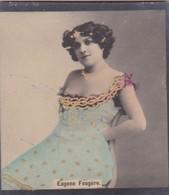 EUGENE GOUGERE. CIGARRILLOS FE. COLORISE. CARD TARJETA COLECCIONABLE TABACO. CIRCA 1915 SIZE 4.5x5.5cm - BLEUP - Berühmtheiten