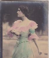 LA CAVALIERI. COLORISE. CARD TARJETA COLECCIONABLE TABACO. CIRCA 1915 SIZE 4.5x5.5cm - BLEUP - Berühmtheiten