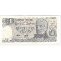 Billet, Argentine, 50 Pesos, KM:301a, TTB+ - Argentine