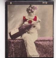 ENGELBRECHT. CIGARRILLOS FE. COLORISE. CARD TARJETA COLECCIONABLE TABACO. CIRCA 1915 SIZE 4.5x5.5cm - BLEUP - Berühmtheiten