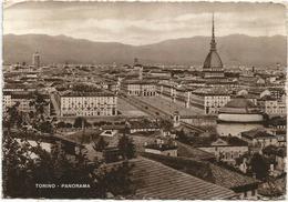 W2560 Torino - Panorama Della Città / Viaggiata 1948 - Italia