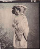 ENKRET. COLORISE. CARD TARJETA COLECCIONABLE TABACO. CIRCA 1915 SIZE 4.5x5.5cm - BLEUP - Berühmtheiten