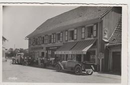 Sewen , Café Restaurant  Ed. Weiss , ( Auto ,autocar , Autobus )Dolleren, Masevaux) - Autres Communes