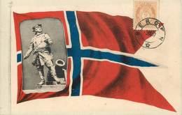 "CPA     NORVEGE  ""Bergen "" - Norvège"