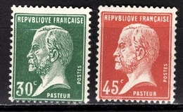 FRANCE 1922/26 -  Y.T. N° 174 / 175 - NEUFS** - France