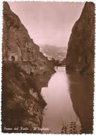 W2580 Passo Del Furlo - Gola Del Candigliano (Pesaro Urbino) - Lago E Profili / Viaggiata 1951 - Italia