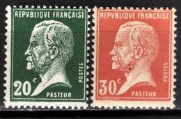FRANCE 1922/26 -  Y.T. N° 172 / 173 - NEUFS** - France