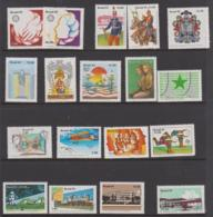 BRAZIL - Collection Of MNH ** 1981 Issues - Brazil
