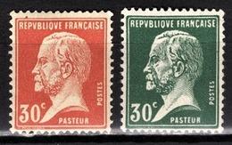 FRANCE 1922/26 -  Y.T. N° 173 / 174 - NEUFS** - France