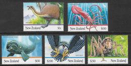 New Zealand 2009 Giants Set 5v Unmounted Mint [4/3739/ND] - New Zealand