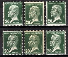 FRANCE 1922/26 - LOT Y.T. N° 172 X 6 - NEUFS** - France