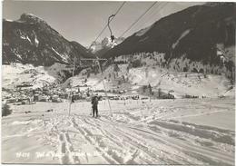 W2590 Moena In Val Di Fassa (Trento) - Panorama Invernale Delle Piste Da Sci / Non Viaggiata - Altre Città