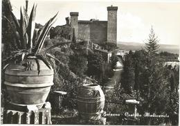 W2598 Bolsena (Viterbo) - Castello Medioevale - Castle Schloss Chateau Castillo / Non Viaggiata - Altre Città