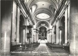 W2600 Civitacastellana Civita Castellana (Viterbo) - Il Duomo Cattedrale - Interno / Non Viaggiata - Altre Città