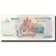 Billet, Cambodge, 1000 Riels, 2005, KM:58a, TTB - Cambodge