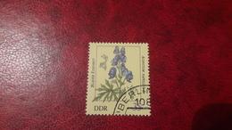 1982 Piante Velenose - [6] Repubblica Democratica