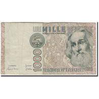 Billet, Italie, 1000 Lire, 1982-01-06, KM:109a, TB - [ 2] 1946-… : Républic